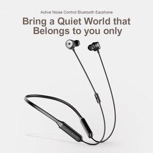 Image 2 - Baseus S15 aktif gürültü Bluetooth kulaklık iptal kablosuz spor kulaklık ANC kulaklık telefonları için Mic ile ve müzik