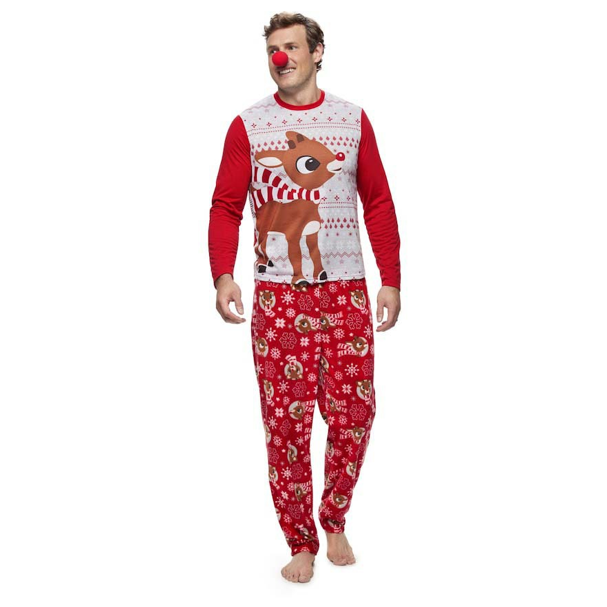 fedfe21171 Family Christmas Pajamas Set Cotton Adult Kids Girls Boy Sleepwear  Nightwear Mother Clothes Matching Family Outfits Plus Size-in Pajama Sets  from Underwear ...