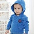 Мальчиков Верхняя Одежда Пальто Мода Дети Куртки Для Девочек Новорожденных Теплые Толстовки Кофты Весна Детская Брендовая Одежда