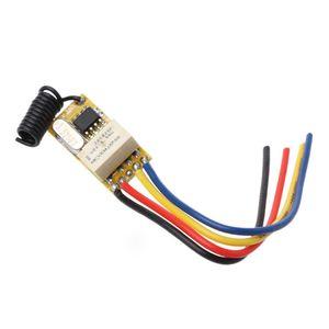 Image 3 - リモートスイッチ DC3.7V 4.2 v 5 v 6 v 7.4 v 8.4 v 9 v 12 v 出力 0 12v ドライ接点リレースイッチング値 no com nc 315 mhz 433 mhz
