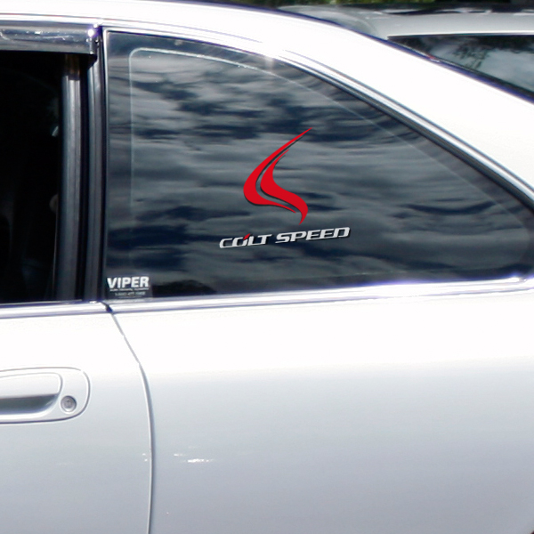 Colt Car PromotionShop For Promotional Colt Car On Aliexpresscom - Colts custom vinyl decals for car
