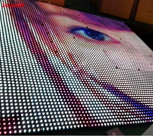 Бесплатная доставка 12X12 Pixel ночной клуб/Диско/КТВ RGB Цвет смешивания интерактивные СВЕТОДИОДНЫЙ танцпол CD15 t03