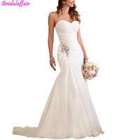 New Style Wedding Dress Sexy Slim vestido de noiva Elegant Romantic Trailing Wedding Dress vestidos de boda weddingdress