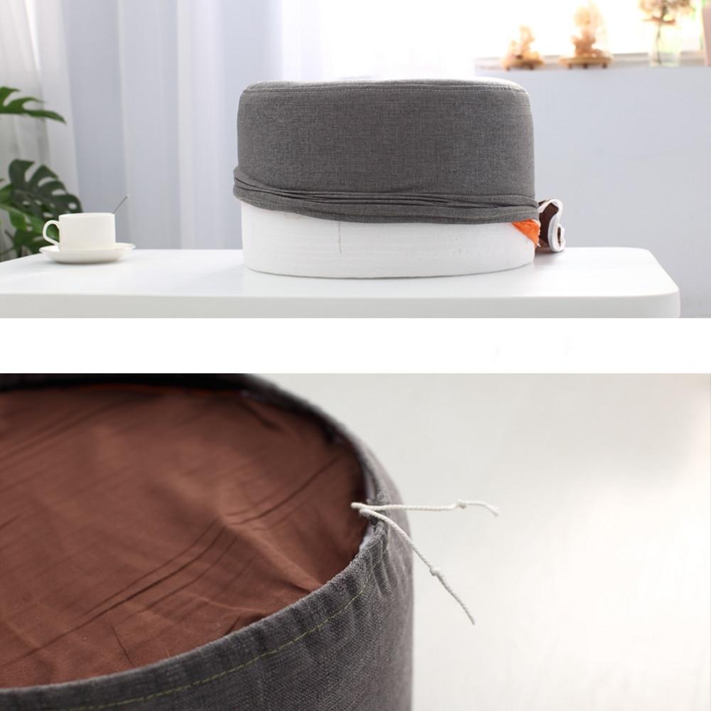 HTB1EdXJUMHqK1RjSZFPq6AwapXav New Design Round High Strength Sponge Seat Cushion Tatami Cushion Meditation Yoga Round Mat Chair Cushions Hap-deer