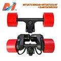 Maytech двойной двигатель электрический комплект для скейтборда 5055 270KV двигатели с грузовиками ремни шкивы 83 мм колеса