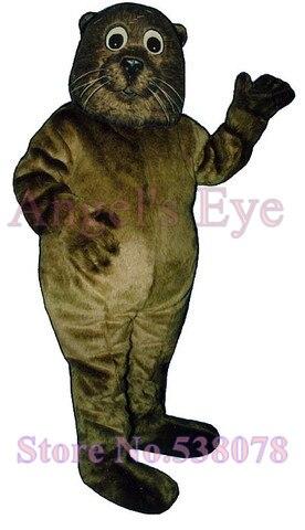 otter kostüm