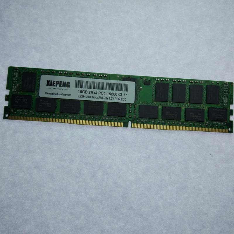 DDR4 PC4-19200 2400Mhz ECC Registered RDIMM 1Rx8 Server Specific Memory Ram AT316643SRV-X1R3 A-Tech 8GB Module for Dell PowerEdge R730
