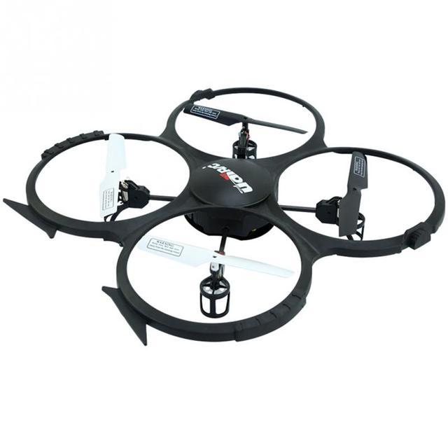 720P 5.0MP Camera, 34*34CM Super Big 4CH Quadcopter Udi U819A drone Headless 6 Axis Gyro RC Quadcopter  VS U818A JJRC H8C X5SW