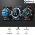 Zeblaze VIBE 3 PRO pantalla táctil en Color deportes Smartwatch PPG de impermeable tiempo reloj inteligente para iPhone Xiaomi Samsung