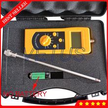 Wholesale DM300M 0-80% High Frequency moisture meter with Moisture content measuring instrument