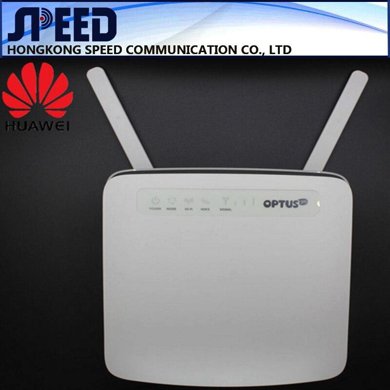 Entriegelte Huawei E5186 E5186s-61a (2 stücke antenne) Cat6 300 Mbps LTE wifi router 4G FDD 700/1800/2600 MHz TDD 2300 MHz