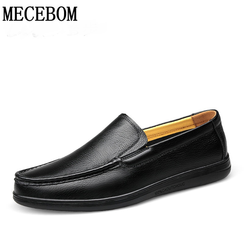 Men's shoes leisure genuine leather shoes plus size 46 men casual shoes quality breathable slip-on footwear size 38-46 1703bm topsell 2017 men women 3 casual shoes black red white solomons runs breathable shoes free shipping size 40 46 speedcros