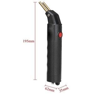 Image 4 - Kit de reparación de plástico para parachoques de coche, grapadora en caliente, soldador de carenado, soldadura profesional de plástico, herramienta de reparación de carrocería Mach