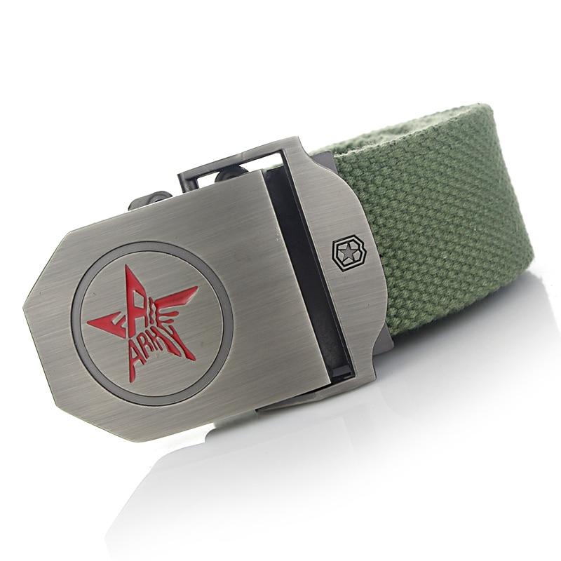 Cinturón militar Tactical Men & Women Cinturones de alta calidad - Accesorios para la ropa - foto 2