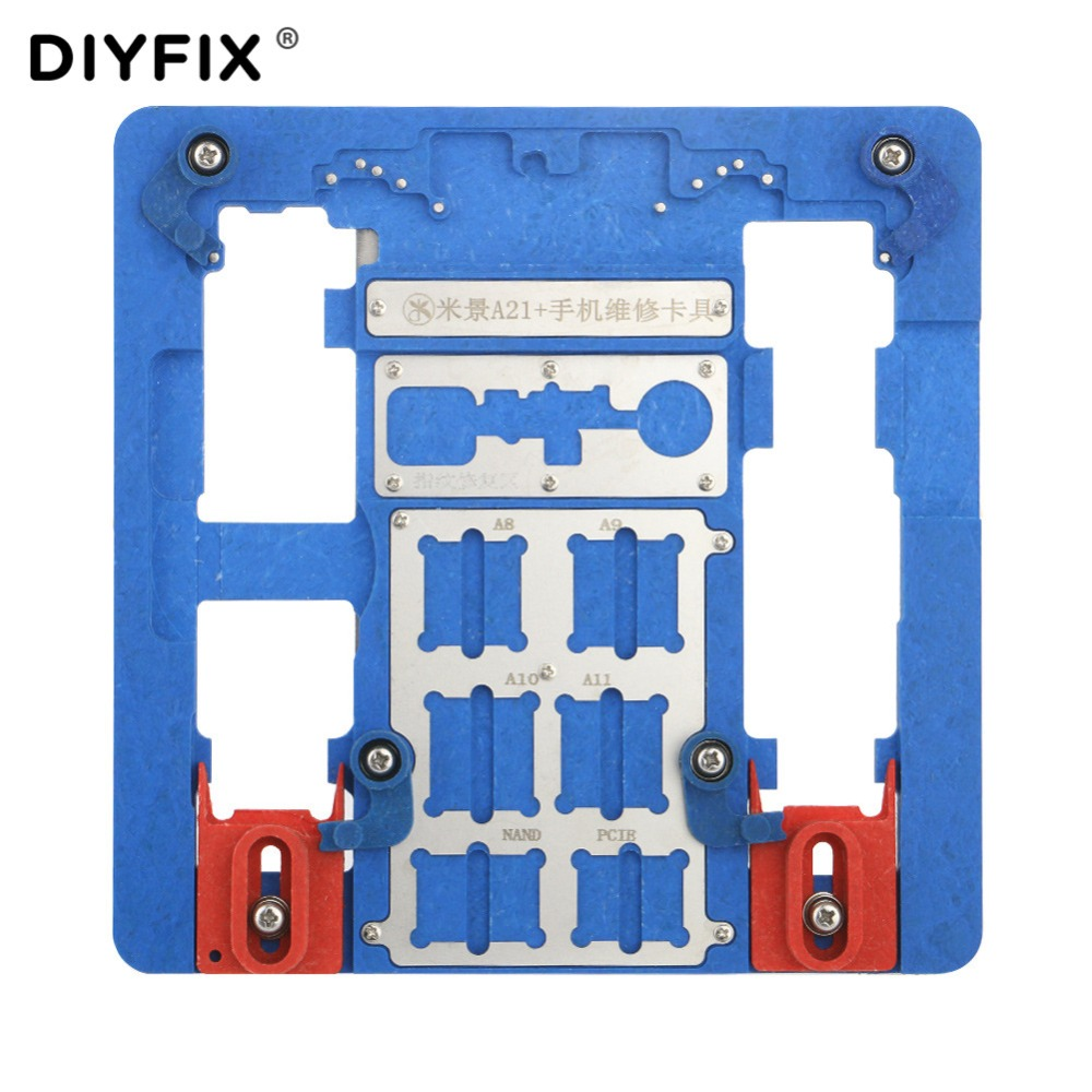 Circuit Board PCB Holder Jig Fixture Work Station for iPhone 8 8P 77P 6S 6SP 6