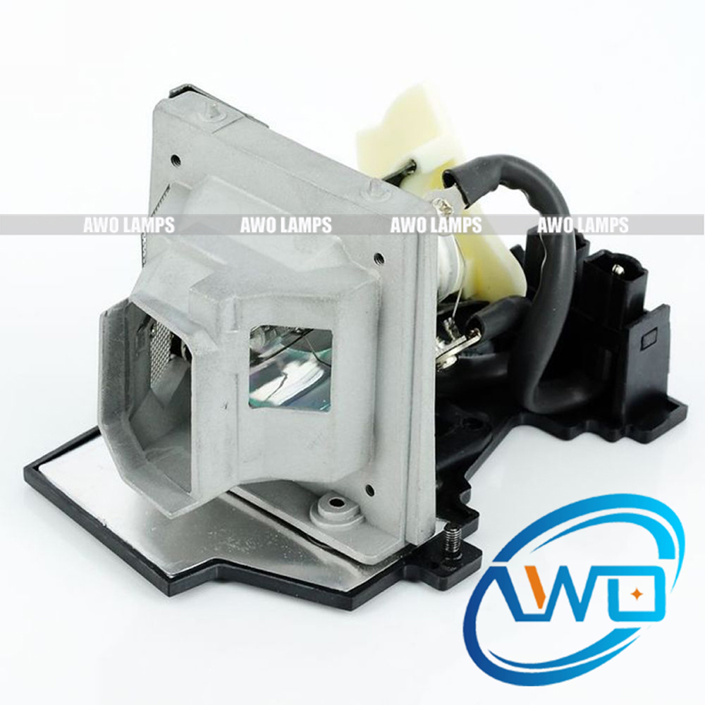 ФОТО AWO Compatible Projector Lamp with housing RLC-012/RLC012 for PJ406D