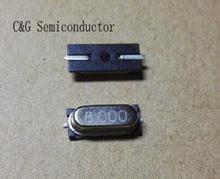 20 pcs HC-49S 49 S 8 MHZ 8 M 8 MHZ SMD cristal Passiva