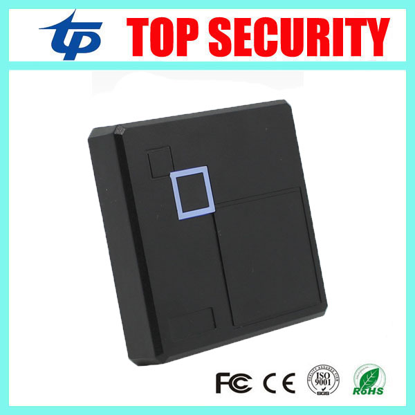 DHL free shipping good quality smart card reader access control card reader for out door use IP65 waterproof smart card reader original access control card reader without keypad smart card reader 125khz rfid card reader door access reader manufacture