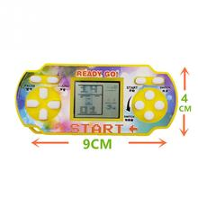 Keychain Electronic Handheld Game Console