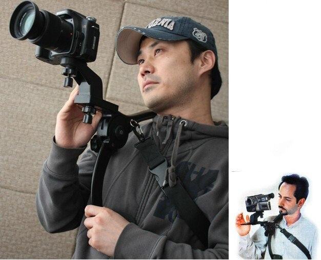 Camera/video Bags Roadfisher Photography Dslr Camera Rack Video Dv Camcorder Shoulder Holder Pad Support Stabilizer Plate Bracket Max Load:6kg