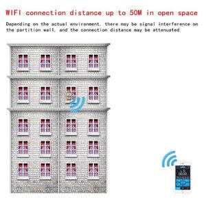 Image 4 - 3 in1 الطاقة الضوئية متر 1 ميجا واط مع 5 كيلومتر البصرية خطأ محدد شبكة كابل اختبار الألياف البصرية تستر ، إضافة APP عن بعد WIFI النسخة
