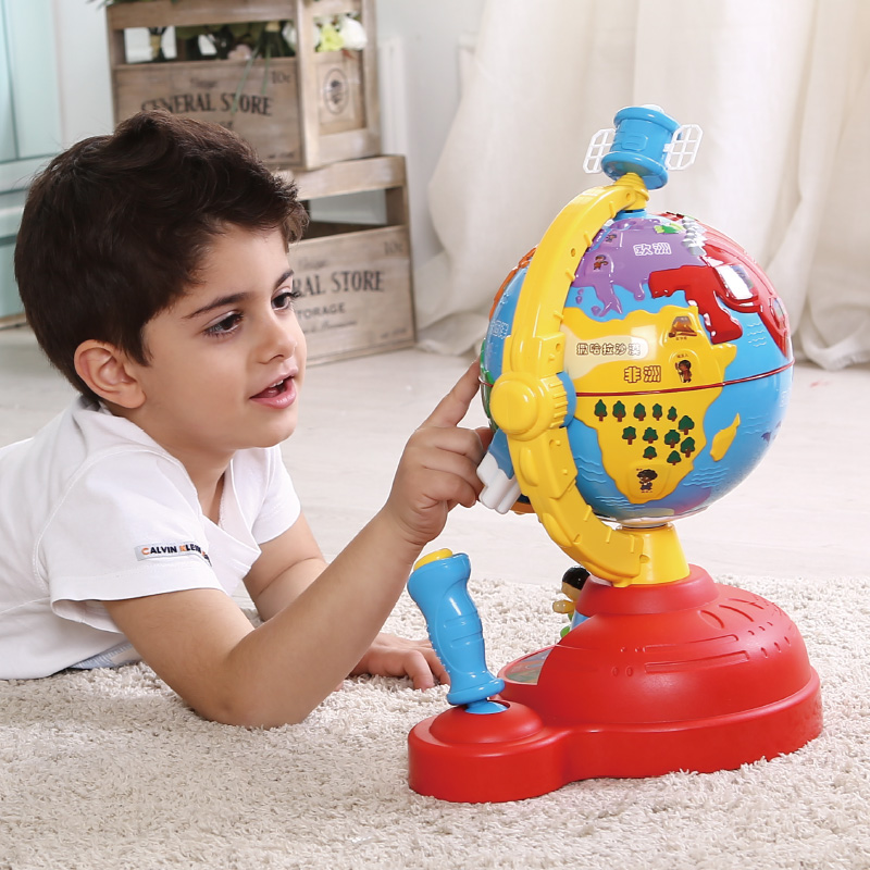 Baby Musical Plush Electronic Toys Dog Singing English Songs Learning&Education Love To  ...