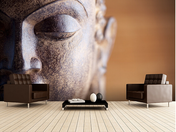 Superieur Custom Art Wallpaper,Statue Of Buddha, 3D Photo Wallpaper For Childrenu0027s  Room Living Room Wallpaper Wall Background Wall In Wallpapers From Home  Improvement ...