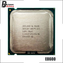 Intel Core 2 Duo E8600 3.3 GHz Dual-Core CPU Processor 6M 65W 1333 LGA 775(China)