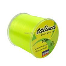 500M Nylon Monofilament Fishing Line Japan Fishing Line