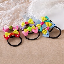 6 Colors Baby Girl Hairpin Headband Pentagram Hair Clip Heart Shaped Pins Crown Accessories Cute Bands