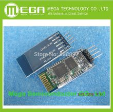 HC-06 Wireless Serial 4 Pin Bluetooth RF Transceiver Module RS232 TTL for Arduino Free Shipping + Drop Shipment
