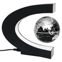 LED Magnétique Lévitation Lumière Nuit Chambre Lumière Lampe de Table Flottant Globe Nouveauté/Magique Éclairage Décoration de La Maison Lampe