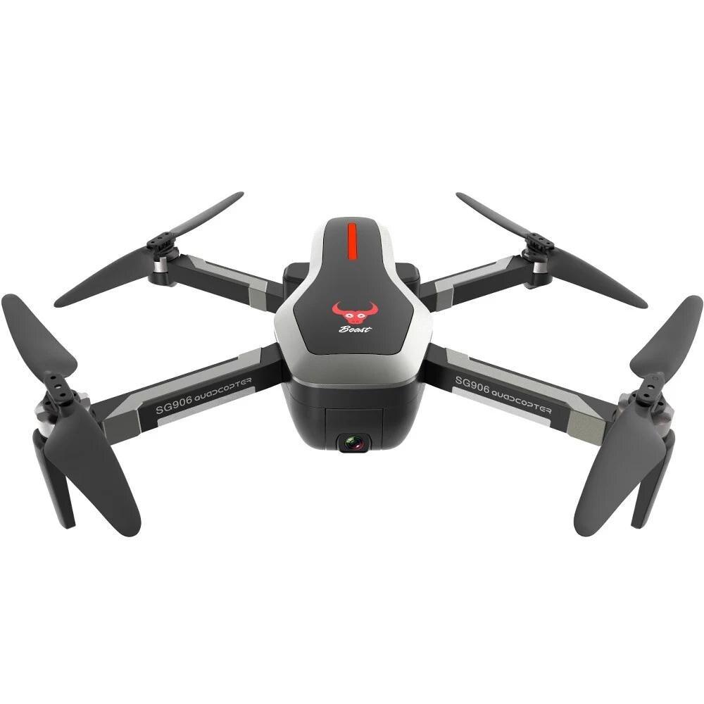 ZLRC Beast SG906 RC Drone 5G Wifi GPS FPV con 4K Cámara 1080P HD, vídeo aéreo, RC Quadcopter, avión Quadrocopter, juguetes para chico Funda para cinturón, extensor de pene, colgador de pene, Juguetes sexuales, tamaño Master, bomba de vacío para hombres, mejora