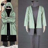 Anime Naruto Aburame Shino Cosplay Costume From Japan Naruto Shippuden Crossdressing