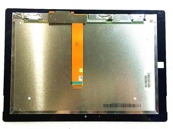 LCD Complete For Microsoft Surface 3 1645 lcd display touch screen digitizer assembly replacement repair panel fix part touch screen lcd display for bluboo maya max 6 0 inch touch panel digitizer assembly replacement accessories repair tools