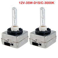 Free Shipping Universal 2 PCS D1S 12V 35W Xenon Bulb Lamp Car Headlight For All Cars