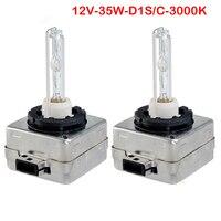 Free Shipping Universal 2 PCS D1S 12V 35W Xenon Bulb Lamp Car Headlight For All Cars