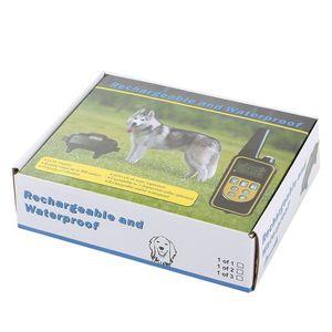 Image 5 - 800 metrów zdalnego sterowania pies elektryczny kołnierz IP6X wodoodporny szkolenia psów kołnierz 1 napęd 2 elektryczny obroża obroża paraliżująca dla psa