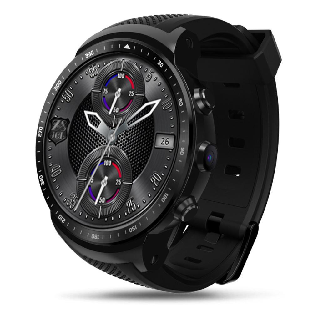New Zeblaze THOR PRO 1.53inch 1+16GB GPS Tracker 2G Nano SIM Card Camera Smart Watch
