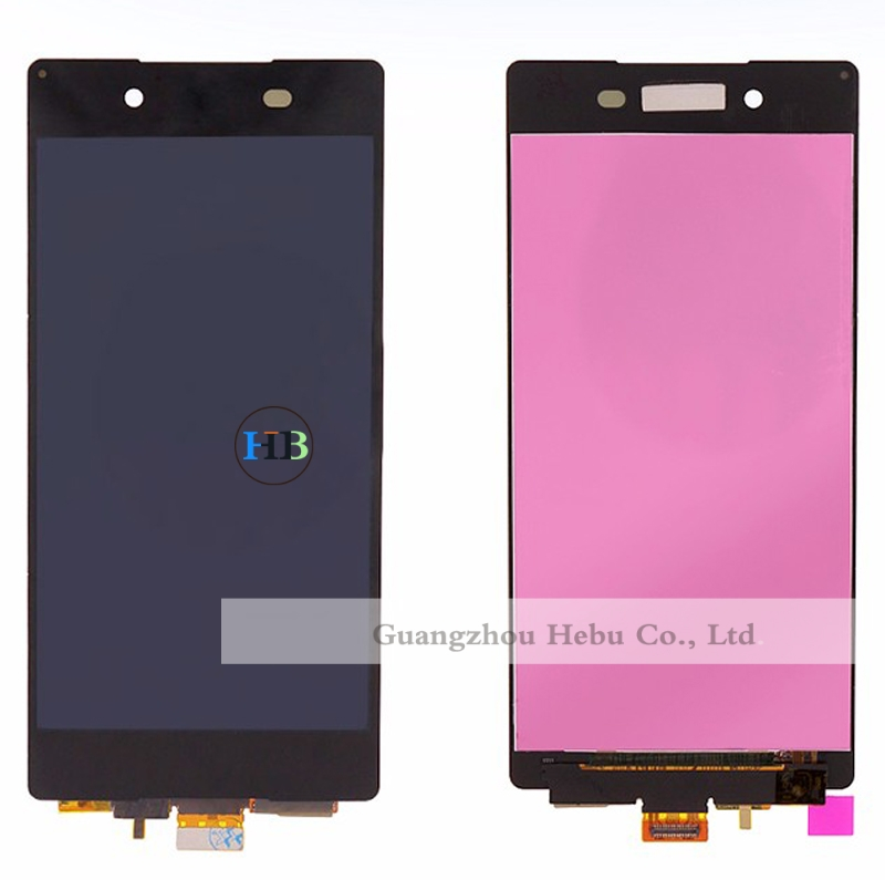Brand New 20pcs Wholesale Price For Sony Xperia Z4 LCD Display Touch Screen Digitizer Assembly Replacement Repair Part Free DHL brand new 20pcs wholesale price for sony