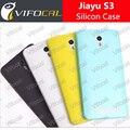 Jiayu s3 case protective back cover case tpu + silicio de alta calidad para jiayu s3 + teléfono celular de envío gratis