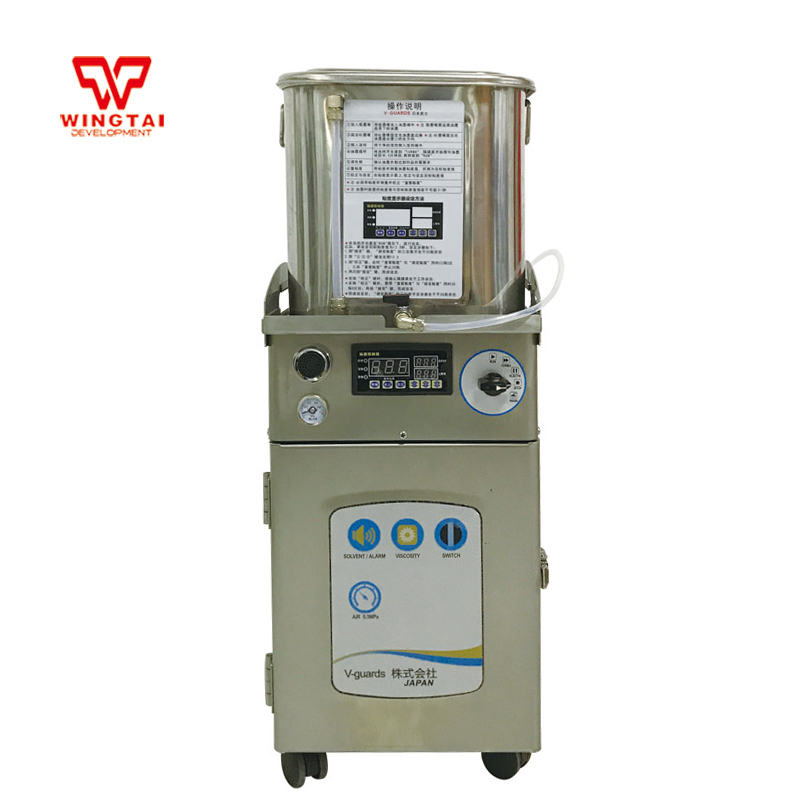 Japan V-Guard Automatic Control System / Ink Viscosity ControllerJapan V-Guard Automatic Control System / Ink Viscosity Controller