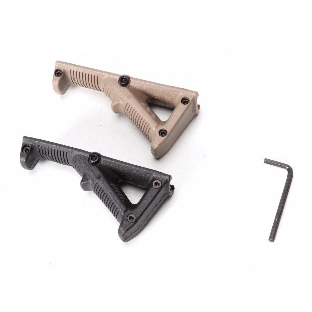 Jeu Deuxième Génération AFG Angle Foregrip Accessoires avec Rail de Guidage pour Nerf Jouet Pistolet