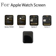 Оригинальный Для Apple Watch Series 1/2/3/4 Замена Digitizer ЖК-дисплей Экран Дисплей Touch Экран s1 s2 s3 38 мм 42 мм