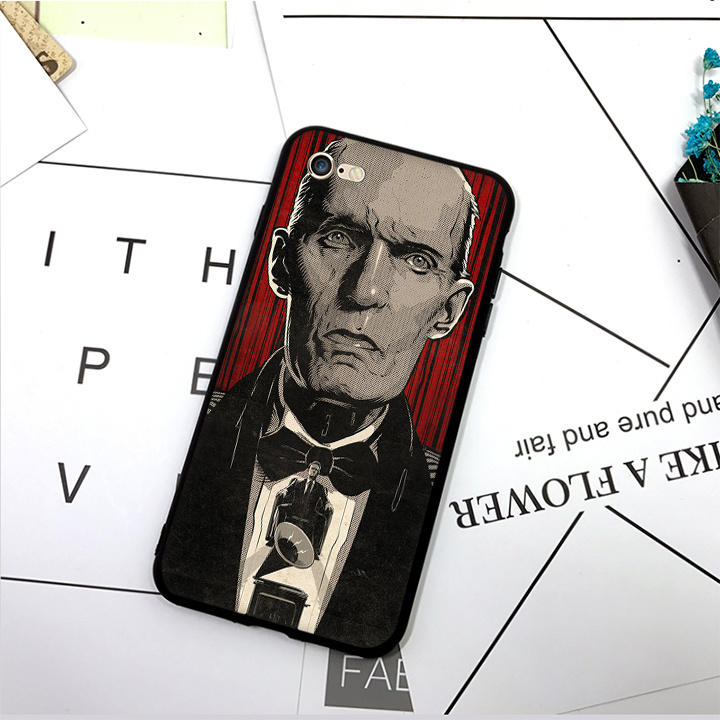 SKEROS twin peaks (2) TPU Phone Case Soft Cover For X 5 5S Se 6 6S 7 8 6 Plus 6S Plus 7 Plus 8 Plus #da442