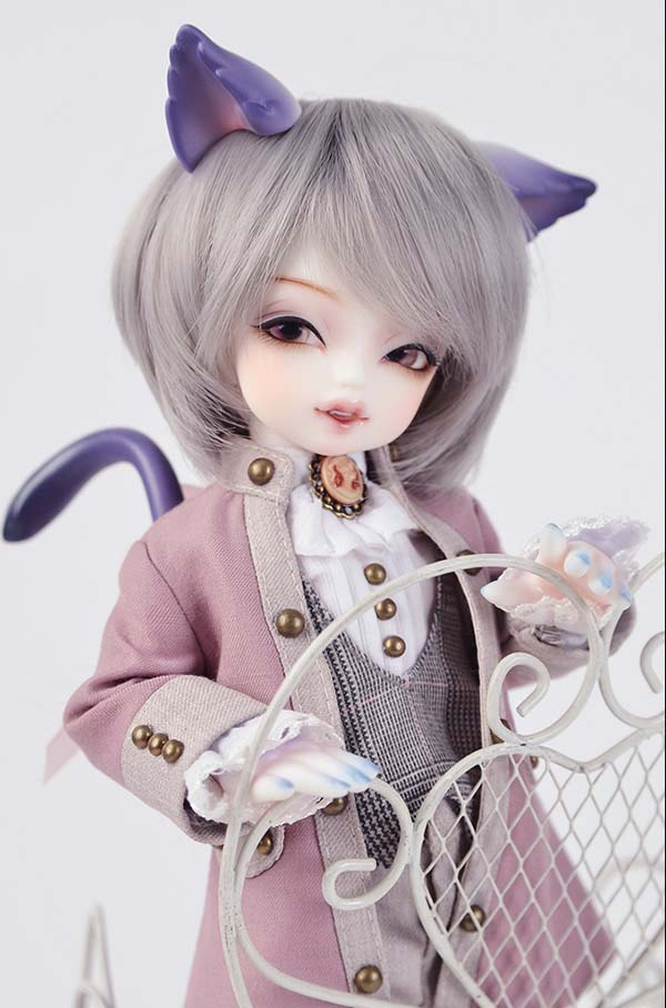 BJD Doll resin figures 1/6 soom Cheshire cat bjd bb doll 1 4 1 3 bjd doll clothes soom british style retro uniforms series seven