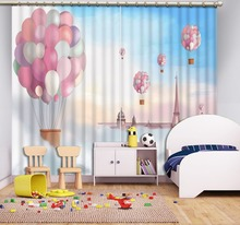 top classic 3d european style exterior curtains blackout curtains for kids room home bedroom decoration