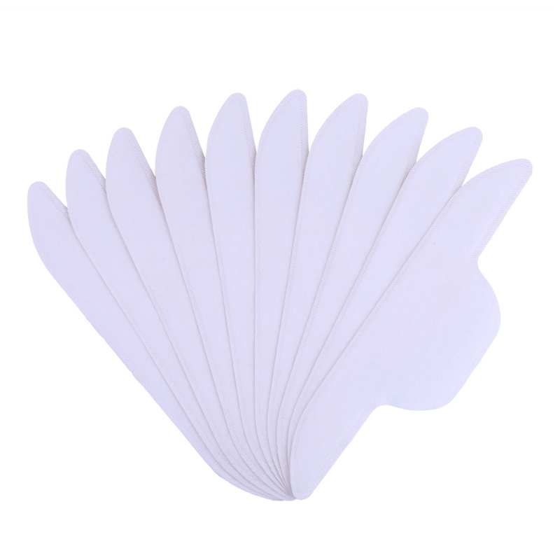 Summer Armpits From Sweat Pads Sweat Armpit Covers Gasket From Perspiration Anti Sweat Armpit Linings-10pcs