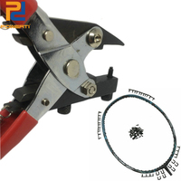 POWERTI Grommets Clamp Badminton Racket Protecting Pipe Tools Stringing Tools Machine for Get out the Grommets Clamp