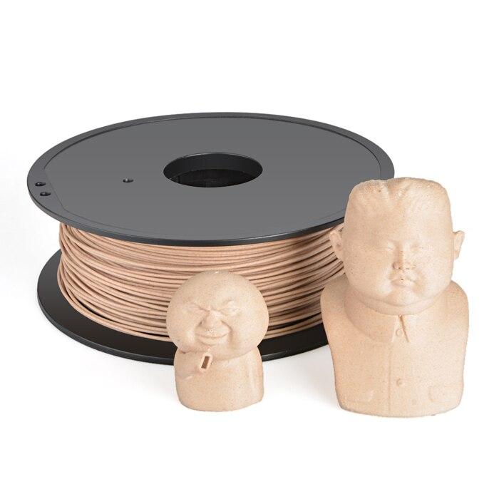 3D print Filament Wood filament 1.75mm for Prusa Mendel I3 desktop 3D Printer